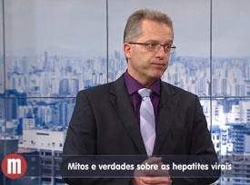 Entrevista: Dr. Nelson Liboni à TV Gazeta - Saúde:  Hepatites virais