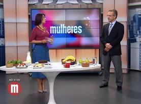 Entrevista: TV Gazeta - Saúde: Gastrite e úlcera