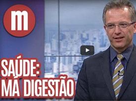 Entrevista: Dr. Nelson Liboni à TV Gazeta - Saúde:  Má Digestão