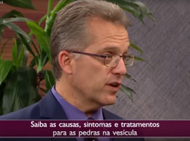 Entrevista: Dr. Nelson Liboni à TV Gazeta - Pedra na vesícula