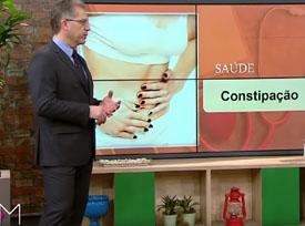Entrevista: Dr. Nelson Liboni à TV Gazeta - Saúde: Funcionamento do intestino