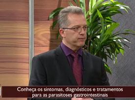 Entrevista: Dr. Nelson Liboni à TV Gazeta - Saúde:  Parasitoses Gastrointestinais