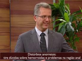 Entrevista: Dr. Nelson Liboni à TV Gazeta - Saúde:  Entenda o que são hemorroidas e problemas na região anal