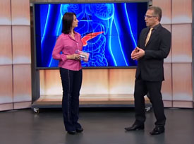 Entrevista: Dr. Nelson Liboni à TV Gazeta - Saúde: Pancreatite
