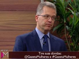 Entrevista: Dr. Nelson Liboni à TV Gazeta - Saúde:  Pólipos no aparelho digestivo