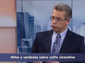 Entrevista: Dr. Nelson Liboni à TV Gazeta - Saúde:  Colite Ulcerativa