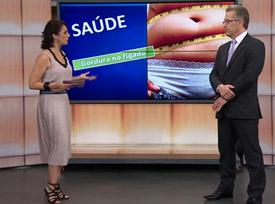Entrevista: Dr. Nelson Liboni à TV Gazeta - Saúde: Esteatose hepática