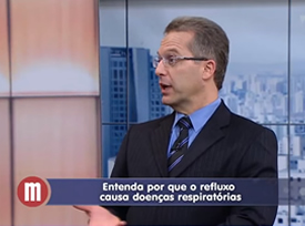 Entrevista: Dr. Nelson Liboni à TV Gazeta - Saúde: Refluxo