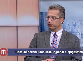 Entrevista: Dr. Nelson Liboni à TV Gazeta - Saúde:  Hérnia