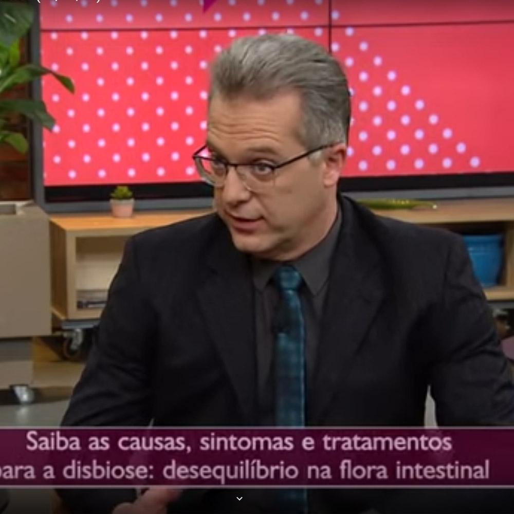 Dr. Nelson Liboni - cirurgião gástrico e gastroenterologista Flora intestinal: tire suas dúvidas