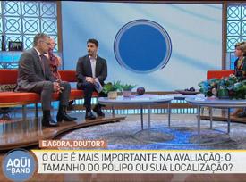 Entrevista: Dr. Nelson Liboni Causas e tratamentos de pólipos
