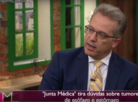 Dr. Nelson Liboni - cirurgião gástrico e gastroenterologista. Tumores de esôfago e estômago: causas e tratamentos